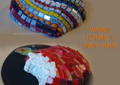 mosaico 3d Trabajos de Alumnas