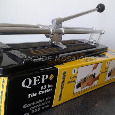 Cortadora de ceramicos de mesa QEP 33 CM