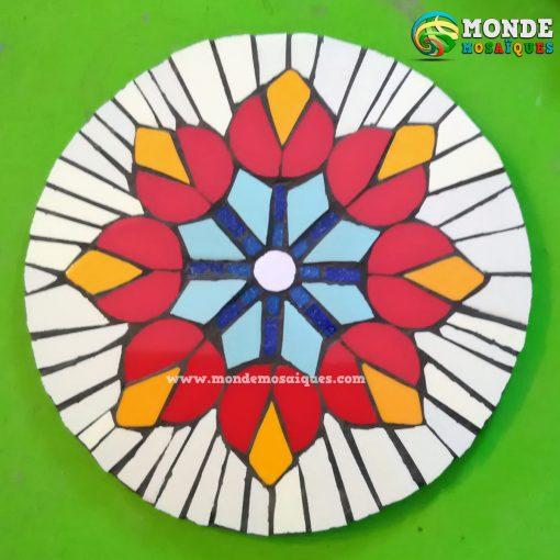 Mandala Flor mosaico