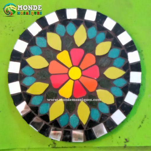 Mandala mosaico venecitas