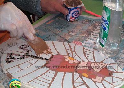 Maniqui mosaico