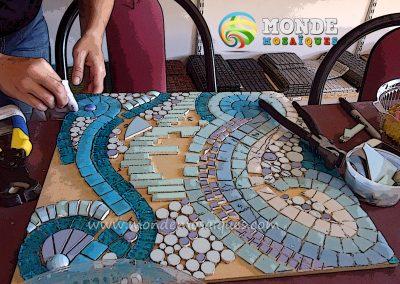 Mosaico avanzado andamentos