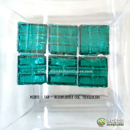 venecitas aguamarina traslucidas