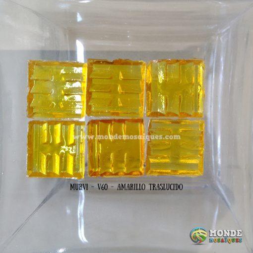 venecitas amarillas traslucidas