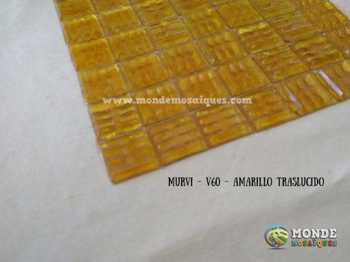 plancha venecitas amarillas traslucidas