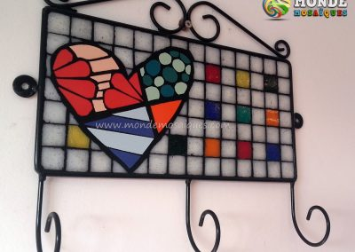 Taller introductorio de mosaico