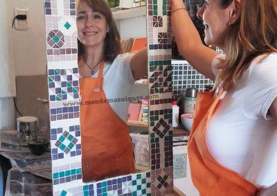 Espejo Decorativo con Venecitas