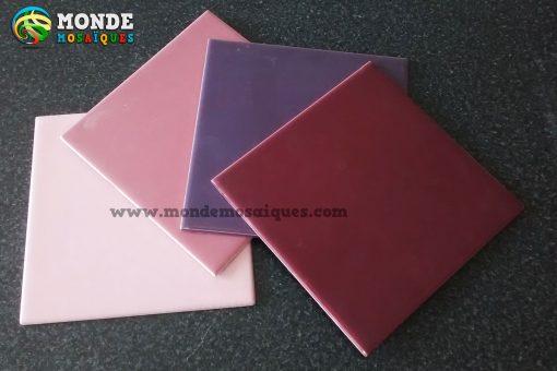 azulejo violeta morado uva rubi rosa viejo