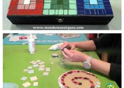 Geometria y mosaico <3