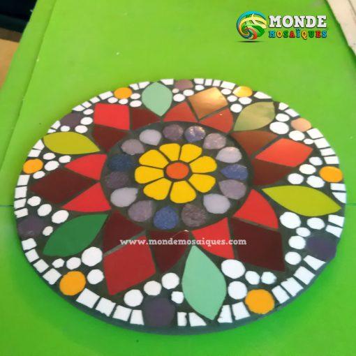 Mandala Taller mosaico
