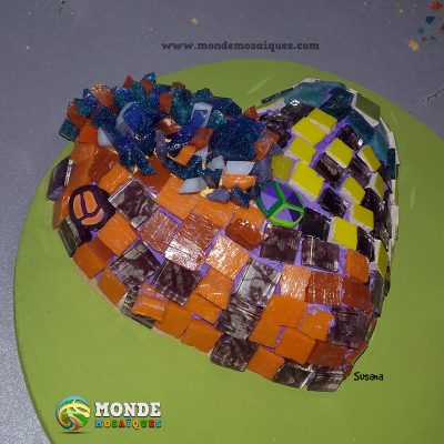 mosaico 3d