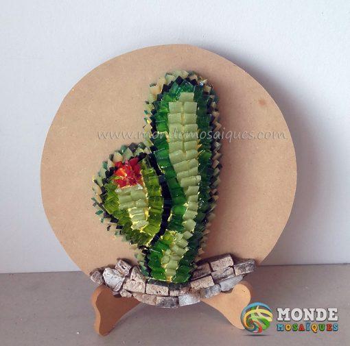 venecitas texturas verdes cactus telgopor 3d