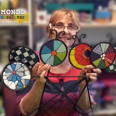 tutores chapa mosaico azulejos
