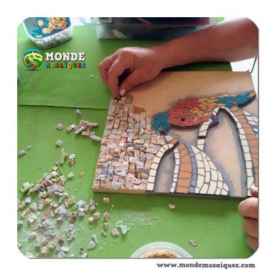 Marmol y azulejos