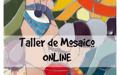 Cuadro Colores Mosaico Online