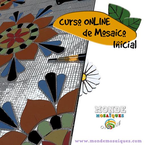 Curso de mosaico – Nivel Inicial – ONLINE