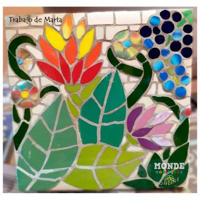 plantas cortes colores azulejos