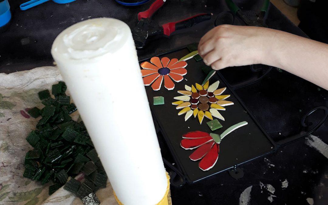 Tips mosaiqueros: Todo sobre la silicona